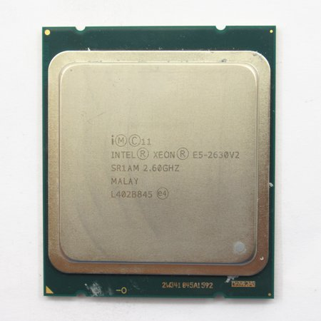 Intel Xeon E5-2630 v2 SR1AM 2.6GHz 15MB 7.2GT/s Hex Core Server CPU Processor