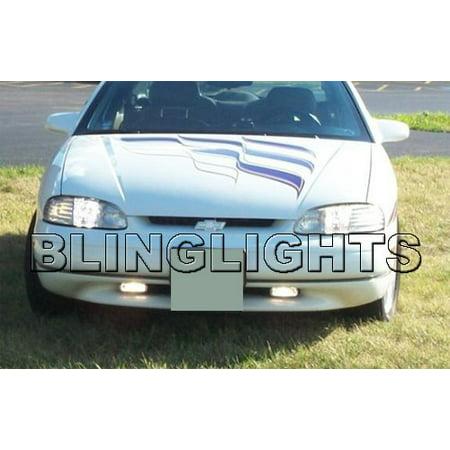 1995-1999 Chevy Monte Carlo Z34 Fog Lamp Light Kit Xenon Drivinglights