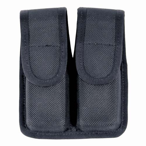 Blackhawk Double Mag Pouch Single Stack Black 44A000BK