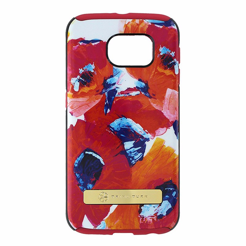 Trina Turk Dual Layer Case for Samsung Galaxy S6 - Poppy
