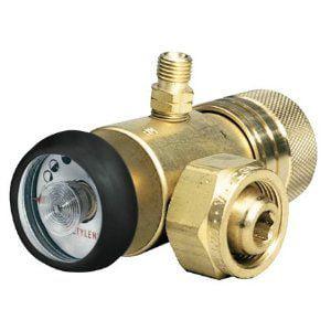 Turbotorch Ar-B Acetylene Regulator