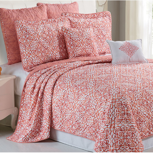 Serenta Revington 7 Piece Quilt Set
