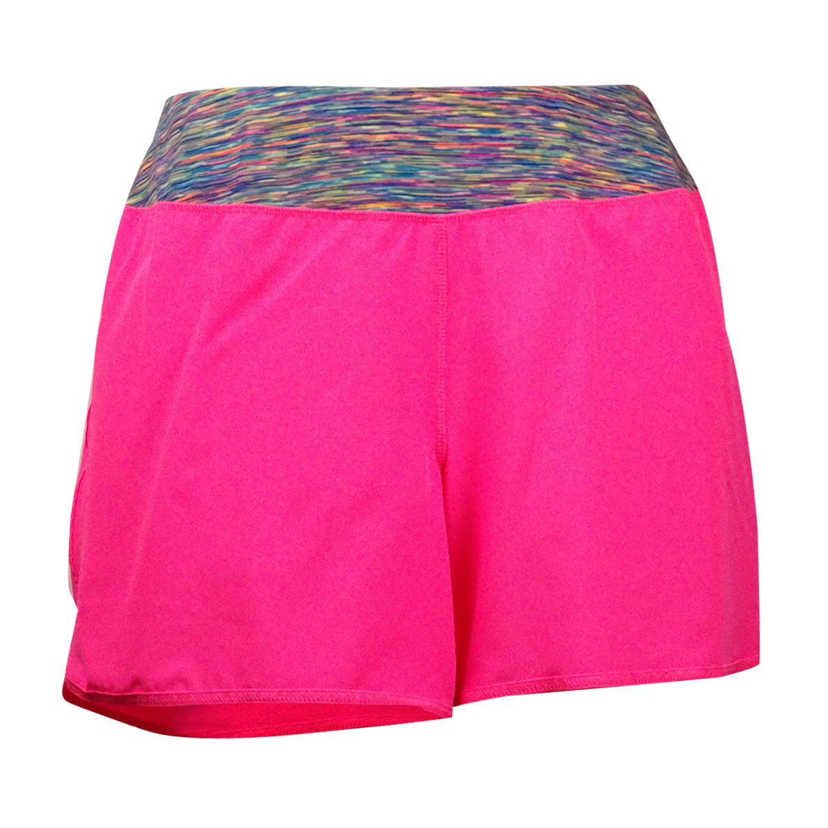 Ideology Women's Space-Knit Performance Shorts