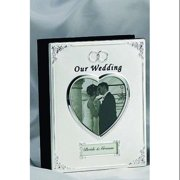 Leeber Silver Plated Wedding Album