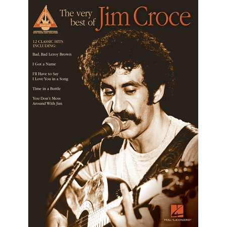 The Very Best of Jim Croce (Songbook) - eBook