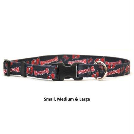 Tampa Bay Buccaneers Nylon Collar - Small - image 2 of 2