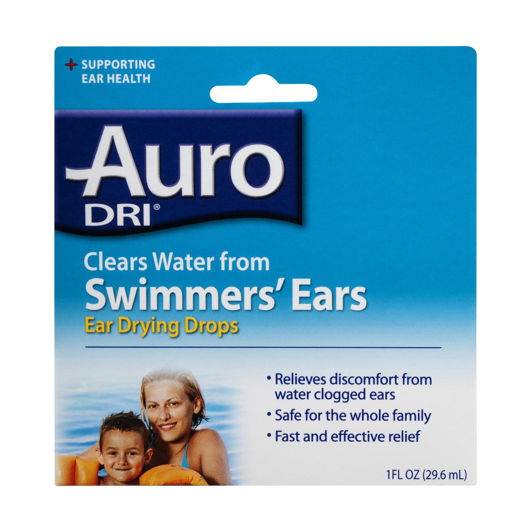 Insight Pharmaceuticals Auro Dri  Ear Drying Aid, 1 oz