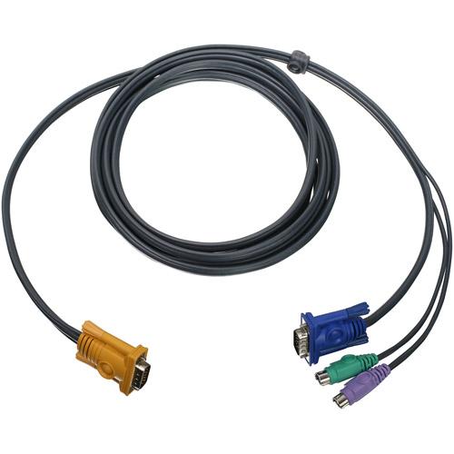 Iogear PS/2 KVM Cable 6 Ft