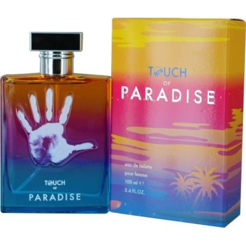 90210 TOUCH OF PARADISE 3.3 EDT SP FOR WOMEN