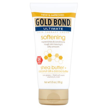 (GOLD BOND® Ultimate Softening with Shea Butter Cream 5.5oz)