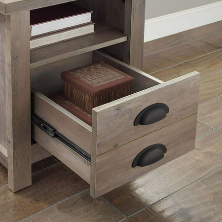 Better Homes And Gardens Granary Modern Farmhouse End Table Multiple Finishes Best All End Tables