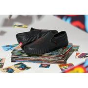 Vans Classic Slip On Marvel Black Widow Women's Skate Shoes Size 6