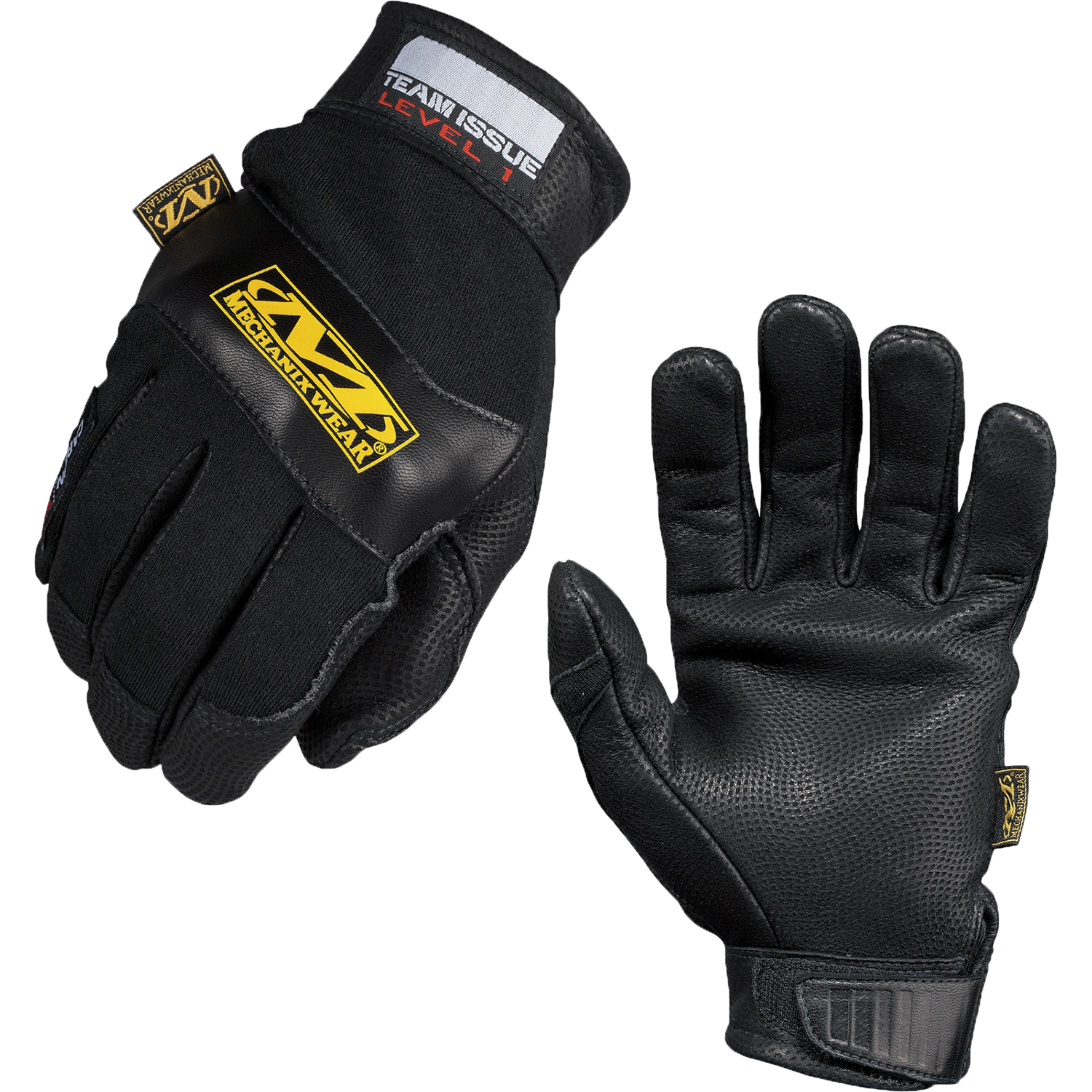 Mechanix Wear Team Issue CarbonX Level 1 Fire Retardant Gloves - Small