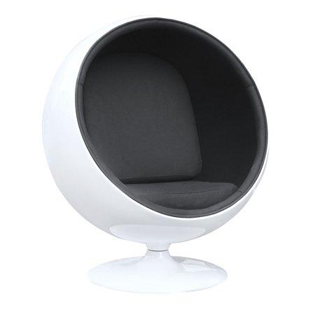 Orange Mini Mitt Chair - Fine Mod Imports Ball Chair