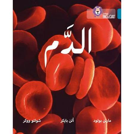Collins Big Cat Arabic – Blood: Level 13 - Halloween Level 13 100 Floors