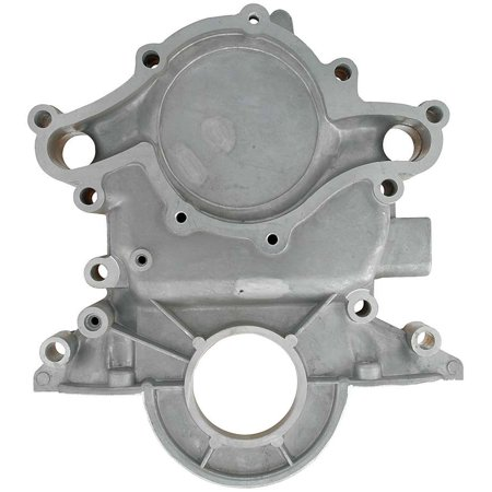 Allstar Performance Aluminum 1-Piece Timing Cover Small Block Ford P/N 90015