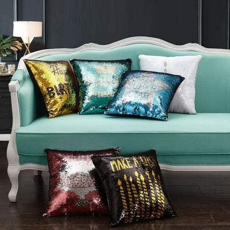 Walmart Throw Blankets Interesting Fun Relaxing Amp Quality Sequins Pillows Amp Throw Blankets