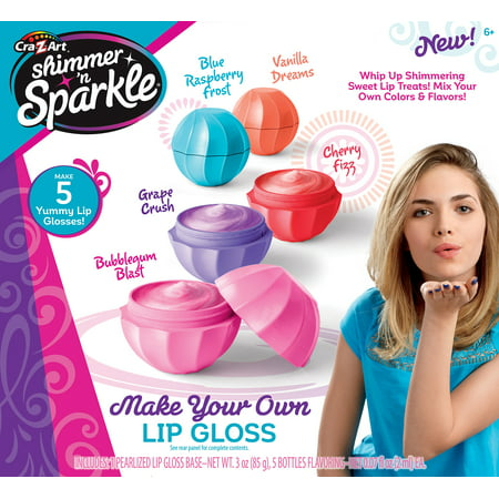 Shimmer and Sparkle Make Your Own Sweet Lip