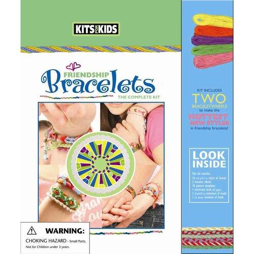 Friendship Bracelets: The Complete Kit