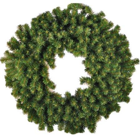 Christmas at Winterland WL-GWSQ-03 3 Foot Sequoia Wreath