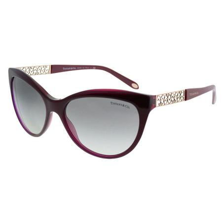 Tiffany & Co. TF 4119 81733C 56mm Women's Cat-Eye (Tiffany Sunglasses)