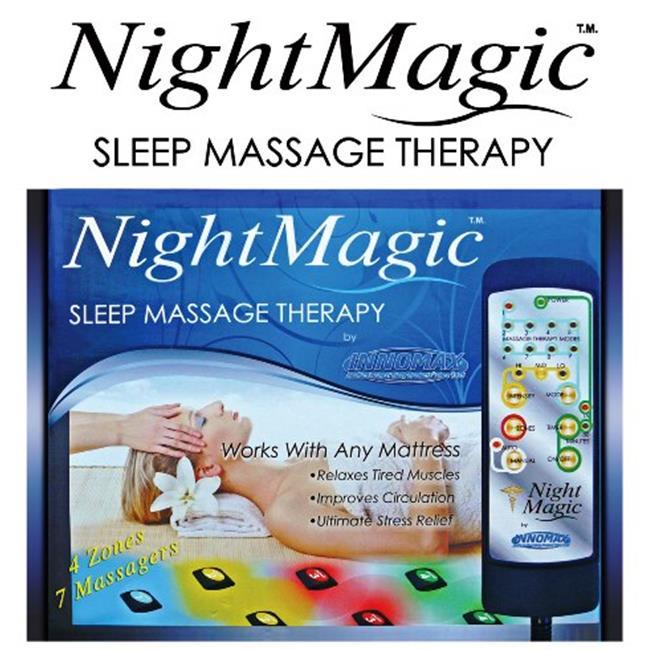 Innomax 2-01-NM Night Magic Sleep Therapy Massage