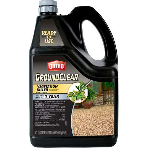 Ortho GroundClear Vegetation Killer Ready-to-Use, 1.25 gal