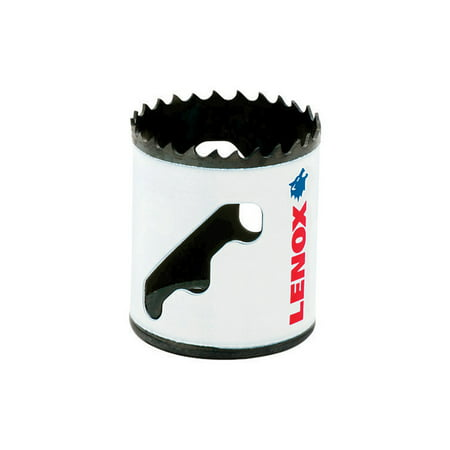 Lenox Speed Slot 1 3 4 in Dia x 1 5 in L Bi Metal Hole Saw 1 pc