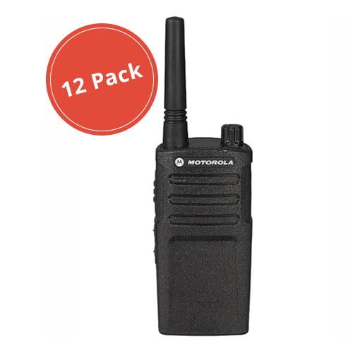 """""""Motorola RMU2040 (12 Pack) Two Way Radio Walkie Talkie"""" by MOTOROLA"""