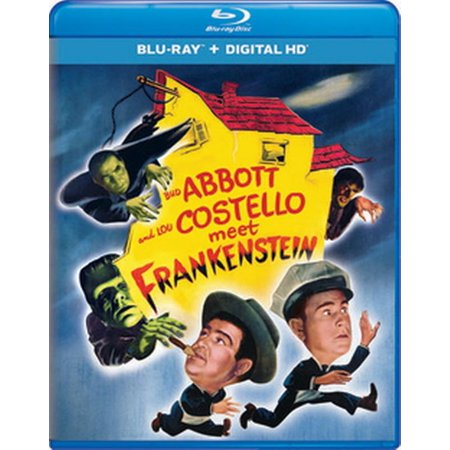 Image of Abbott And Costello Meet Frankenstein (Blu-ray)
