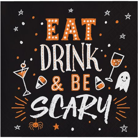 Kid Friendly Halloween Drinks (Halloween Happy Hour 16 Ct