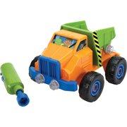 Educational Insights, EII4129, Design & Drill Dump Truck, 1 Each, Multi