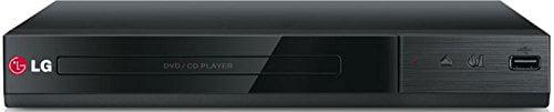 LG DP132H All Multi Region Code Regio Free DVD Player Full HD 1080p HDMI UpConverting DivX, USB Plus, Xvid, PAL NTSC... by LG