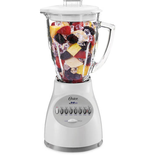 Oster Accurate Blend 200 14 Speed Blender White (6694-015)