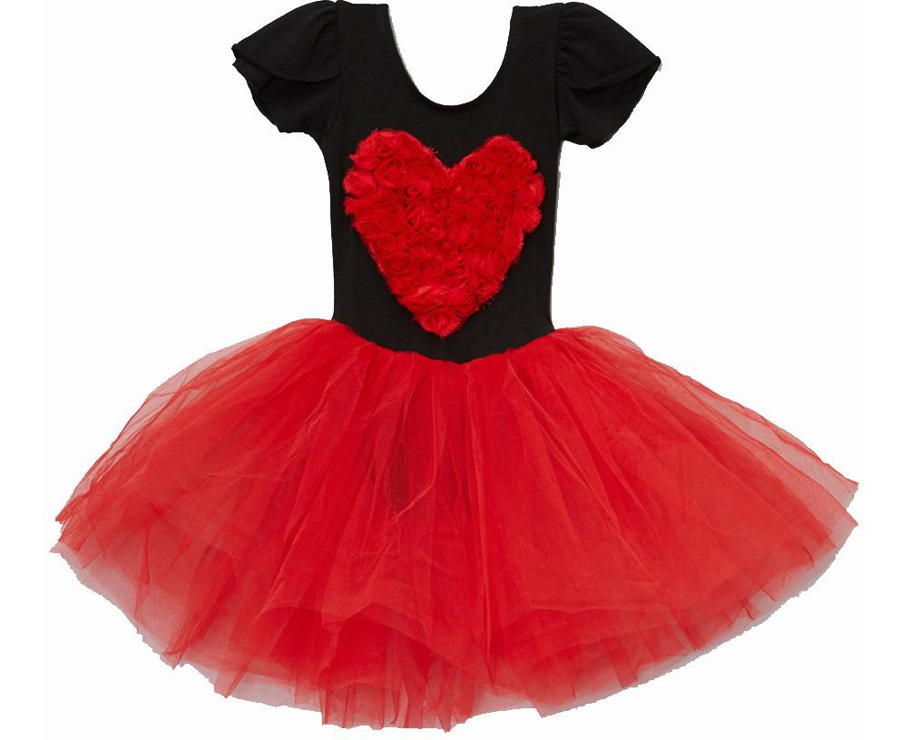 wenchoice Girls Black Hearts Tights