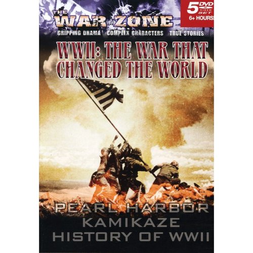 The War Zone: The War That Changed The World - Pearl Harbor / Kamikaze / History Of WWII