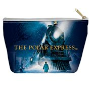 Polar Express Poster Accessory Pouch White 12.5X8.5