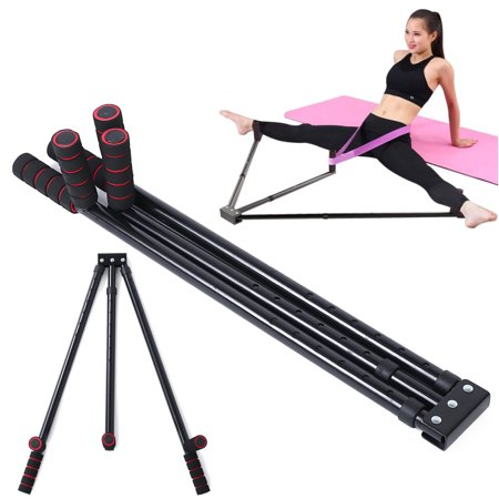 3 Heavy Duty Iron Leg Stretcher Stretching Machine Martial Arts Stretch Yoga (Best Leg Stretching Machine)