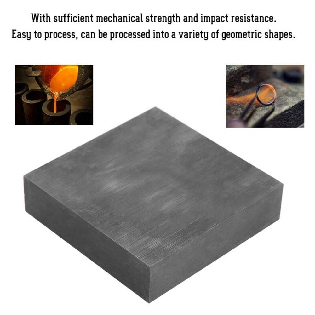 Moniel Graphite Blank Block Sheet Plate Jewelry Tools