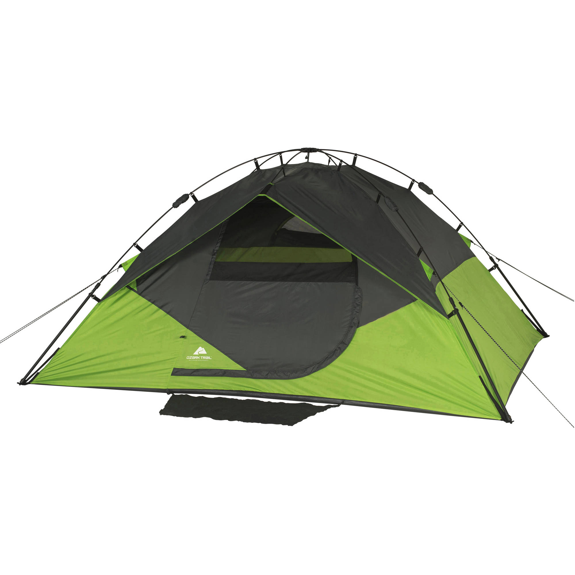 Ozark Trail 4 Person Instant Dome Tent  sc 1 st  Walmart & Ozark Trail 4 Person Instant Dome Tent - Walmart.com