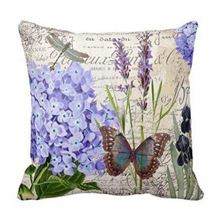 Wendana Mexican Style Flower Decorative Throw Pillow Cover Case Decoration Pillowcase Chair Cushion Cover 18