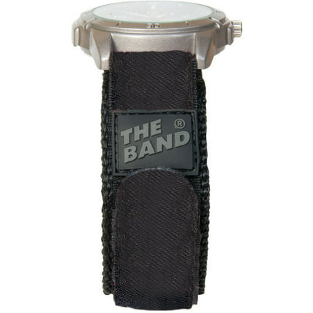 The Band Watchband: 3/4, Black Diesel Watch Band