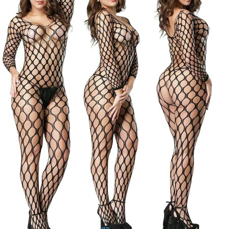 Women's Sexy Lingerie Lace Sleepwear Teddy G-string Underwear Babydoll Nightwear - String Teddy