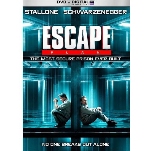 Escape Plan (DVD + Digital Copy) (With INSTAWATCH) (Widescreen)