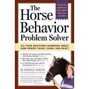 Horse Behavior Problem Solver - Paperback