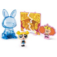 The Powerpuff Girls, Aura Power Pod with 2 Inch Bubbles Figure, by Spin Master
