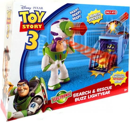 Toy Story 3 Search & Rescue Buzz Lightyear Exclusive Playset