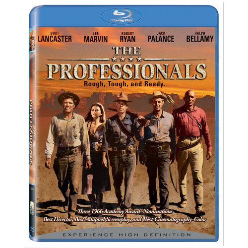 The Professionals (Blu-ray) (Widescreen)