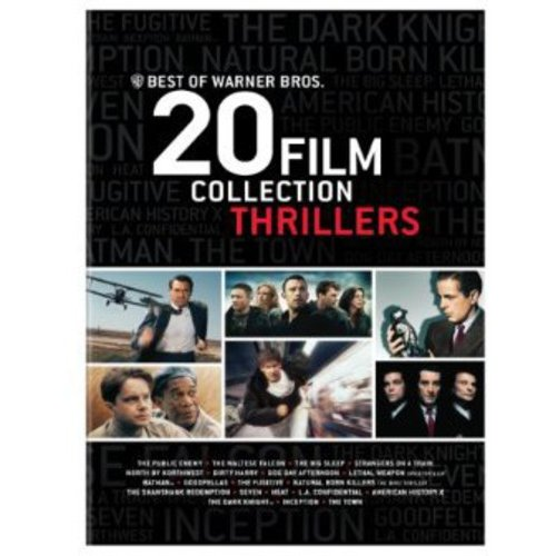 Click here to buy Best of Warner Bros.: 20 Film Collection Thrillers (DVD) by WARNER HOME VIDEO.