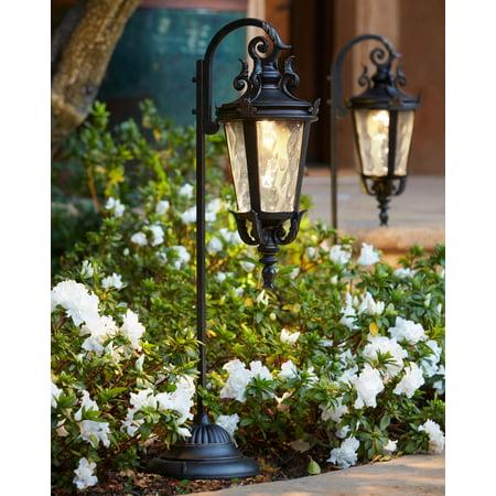 John Timberland Casa Marseille™ Bronze Low Voltage LED Landscape Path Light